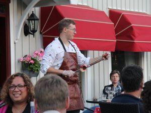 Alex grillkväll